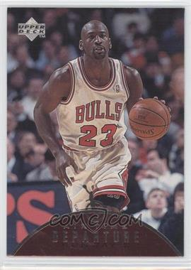 1997-98 Upper Deck - Air Time #AT2 - Michael Jordan