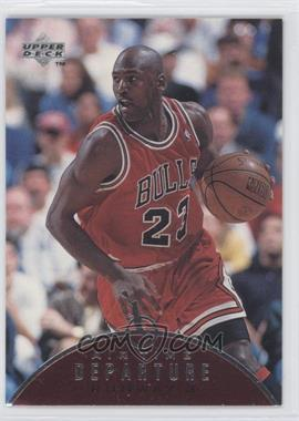 1997-98 Upper Deck Air Time #AT3 - Michael Jordan