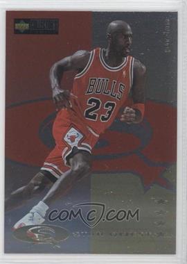 1997-98 Upper Deck Collector's Choice Star Quest #SQ83 - Michael Jordan