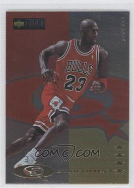 1997-98 Upper Deck Collector's Choice Star Quest #SQ83 - Michael Jordan