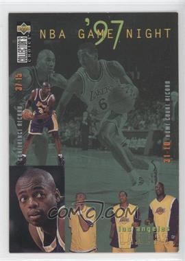 1997-98 Upper Deck Collector's Choice #168 - Los Angeles Lakers Team