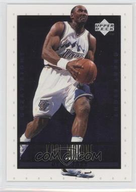 1997-98 Upper Deck Great Eight #G6 - Karl Malone /800