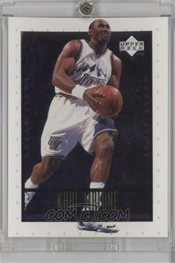 1997-98 Upper Deck Great Eight #G6 - Karl Malone /800
