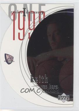 1997-98 Upper Deck Rookie Discovery I #R2 - Keith Van Horn
