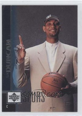 1997-98 Upper Deck #114 - Tim Duncan