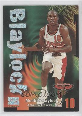 1997-98 Z-Force - [Base] - Rave #18 - Mookie Blaylock /399