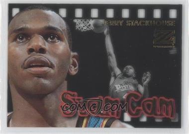 1997-98 Z-Force - Slam Cam #11SC - Jerry Stackhouse