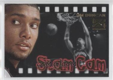 1997-98 Z-Force - Slam Cam #3SC - Tim Duncan