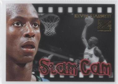 1997-98 Z-Force - Slam Cam #4SC - Kevin Garnett