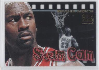 1997-98 Z-Force - Slam Cam #5SC - Michael Jordan