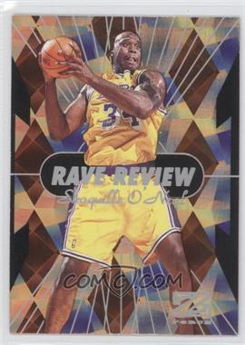 1997-98 Z-Force Rave Review #9 - Shaquille O'Neal