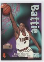 Tony Battie /399