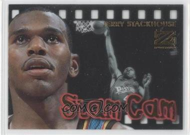 1997-98 Z-Force Slam Cam #11SC - Jerry Stackhouse