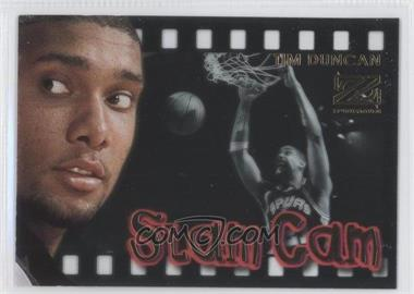 1997-98 Z-Force Slam Cam #3SC - Tim Duncan