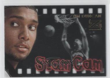 1997-98 Z-Force Slam Cam #3SC - Tim Duncan