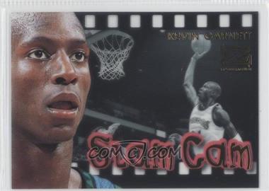 1997-98 Z-Force Slam Cam #4SC - Kevin Garnett
