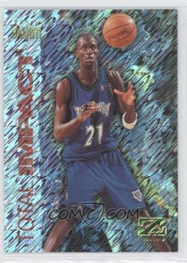 1997-98 Z-Force Total Impact #3/TI - Kevin Garnett