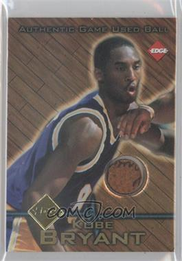 1997 Collector's Edge Game Used Ball Gold #2 - Kobe Bryant /200