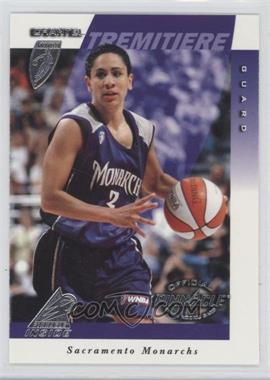 1997 Pinnacle Inside WNBA - [Base] #21 - Chantel Tremitiere
