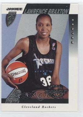 1997 Pinnacle Inside WNBA - [Base] #29 - Janice Braxton