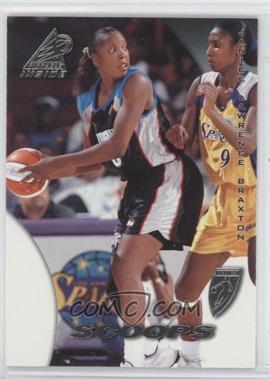1997 Pinnacle Inside WNBA - [Base] #61 - La'Shawn Brown
