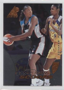 1997 Pinnacle Inside WNBA Court Collection #61 - Janice Lawrence Braxton