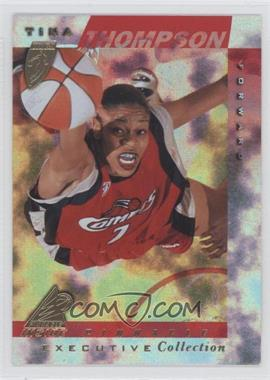 1997 Pinnacle Inside WNBA Executive Collection #13 - Tina Thompson