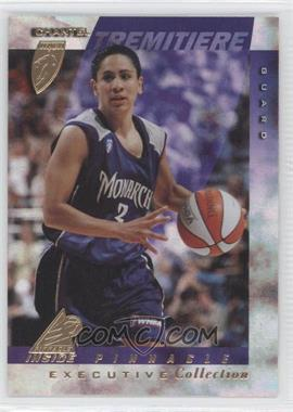 1997 Pinnacle Inside WNBA Executive Collection #21 - Chantel Tremitiere