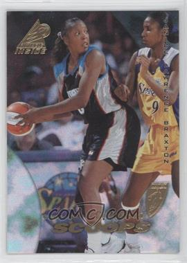 1997 Pinnacle Inside WNBA Executive Collection #61 - La'Shawn Brown