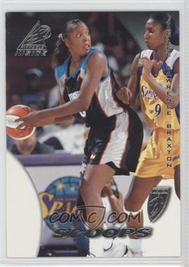 1997 Pinnacle Inside WNBA #61 - La'Shawn Brown