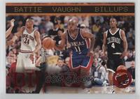 Tony Battie, Jacque Vaughn, Chauncey Billups