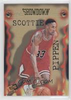 Scottie Pippen, Ron Mercer