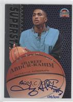 Shareef Abdur-Rahim /200