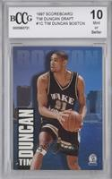 Tim Duncan [ENCASED]