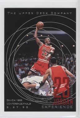 1997 Upper Deck 23 Nights The Jordan Experience - [Base] #13 - Michael Jordan