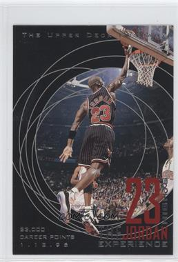 1997 Upper Deck 23 Nights The Jordan Experience - [Base] #20 - Michael Jordan