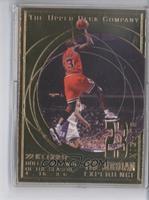 Michael Jordan Bulls 70th Win /23000