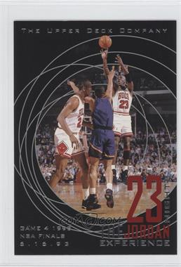 1997 Upper Deck 23 Nights The Jordan Experience #12 - Michael Jordan