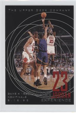 1997 Upper Deck 23 Nights The Jordan Experience #12 - Michael Jordan