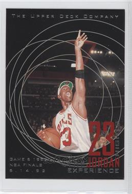 1997 Upper Deck 23 Nights The Jordan Experience #14 - Michael Jordan