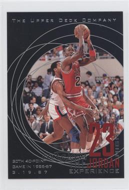 1997 Upper Deck 23 Nights The Jordan Experience #15 - Michael Jordan