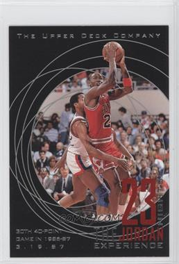 1997 Upper Deck 23 Nights The Jordan Experience #15 - Michael Jordan