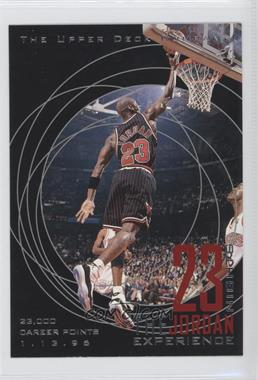 1997 Upper Deck 23 Nights The Jordan Experience #20 - Michael Jordan