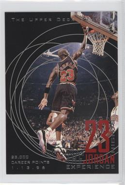 1997 Upper Deck 23 Nights The Jordan Experience #20 - Michael Jordan