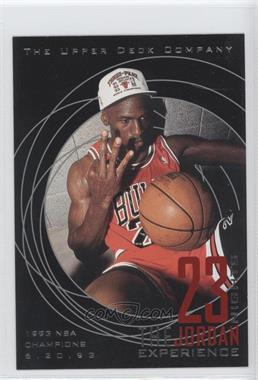 1997 Upper Deck 23 Nights The Jordan Experience #22 - Michael Jordan