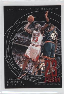1997 Upper Deck 23 Nights The Jordan Experience #23 - Michael Jordan