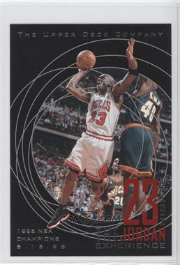 1997 Upper Deck 23 Nights The Jordan Experience #23 - Michael Jordan