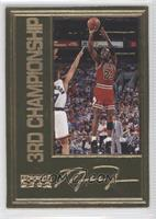 Michael Jordan (3rd Championship) /10000