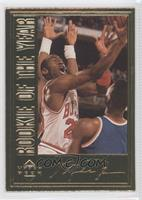 Michael Jordan (Rookie of the Year) /10000