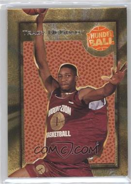 1997 Wheels Rookie Thunder Thunder Ball #T9 - Tracy McGrady /250